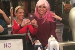 Fifi Mahony wigs